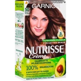 Garnier Nutrisse Hair color light brown - Mocca 50, 1 pc