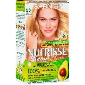 Garnier Nutrisse Hair color light golden blonde 93, 1 pc