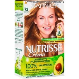Garnier Nutrisse Hair color golden blonde 73, 1 pc