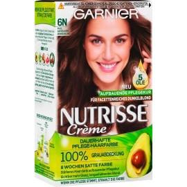 Garnier Nutrisse Hair color Nude natural dark blonde 6N, 1 pc