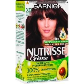 Garnier Nutrisse Hair color dark diamond brown 3.23, 1 pc