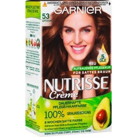Garnier Nutrisse Hair color velvet brown 53, 1 pc