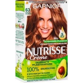 Garnier Nutrisse Hair color dark golden blonde 63, 1 pc