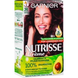 Garnier Nutrisse Nutrisse 36 dark cherry, 1 pc