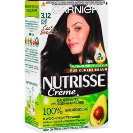 Garnier Nutrisse Nutrisse 312 cool dark brown, 1 pc