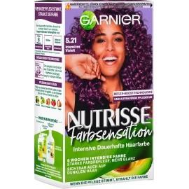 Garnier Nutrisse Hair color color sensation violet 5.21, 1 pc