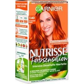 Garnier Nutrisse Hair color color sensation copper 7.4, 1 pc