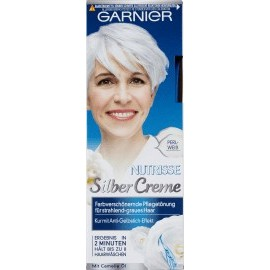 Garnier Nutrisse Silver cream pearl white, 80 ml