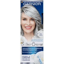 Garnier Nutrisse Silver cream pearl gray, 80 ml