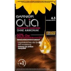 Garnier Olia Hair color caramel brown 6.3, 1 pc