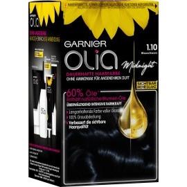 Garnier Olia Hair color blue black 1.10, 1 pc