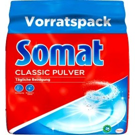 Somat Dishwasher cleaner powder Classic, 1.2 kg
