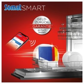 Somat Somat Smart dishwasher cleaner, original starter set, 1 pc