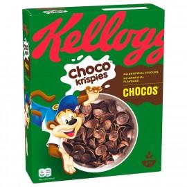 Kellogg's Choco Krispies Chocos Cereal 330g