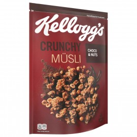 Kellogg's Crunchy Muesli Choco & Nuts 500g