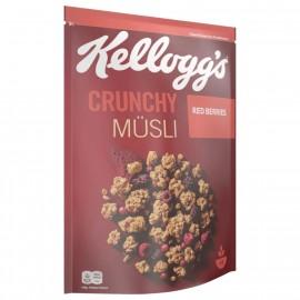Kellogg's Crunchy Muesli Red Berries 425g