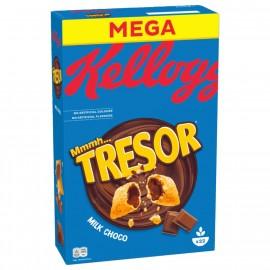 Kellogg's Mmmh Tresor Milk Choco Cereal 660g