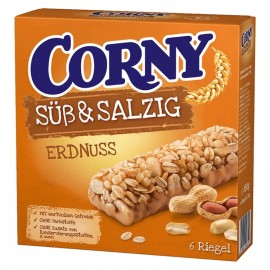 Corny Sweet & Salty Peanut 6x25g