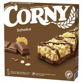 Corny chocolate 6x25g