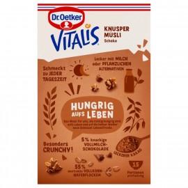 Dr. Oetker Vitalis Crunchy Muesli Chocolate 600g