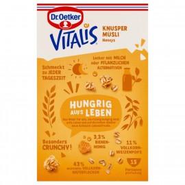 Dr. Oetker Vitalis Crunchy Honeys 600g