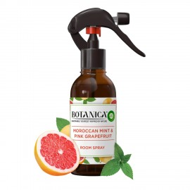 BOTANICA by AIR WICK Room Spray Moroccan Mint and Pink Grapefruit, 236ml