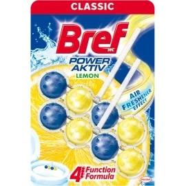 Bref WC block Power Aktiv Lemon, 100 g