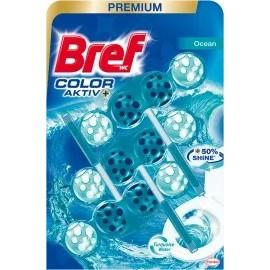 Bref WC block Color Aktiv Ocean, 150 g