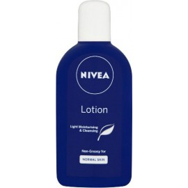 Nivea Lotion Light Moisturising & Cleansing Non-Greasy for Normal Skin 250 ml / 8.3 oz