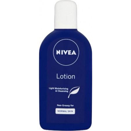 Nivea Lotion Light Moisturising & Cleansing 250 ml / 8.3 oz