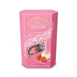 Lindt Lindor Strawberries & Cream 200 g