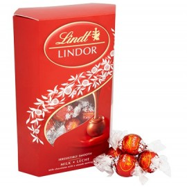 Lindt Lindor Milk Chocolate Holiday Truffle 200 g / 7.2 Oz
