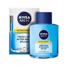 Nivea Men Active Energy After Shave Splash 100 ml / 3.3 fl oz