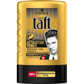Schwarzkopf Taft Looks Irresistible Power Hair Gel 150 ml / 5.0 fl oz