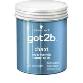 Schwarzkopf got2b Chaotic Modelling Fibre Gum 100 ml / 3.4 oz
