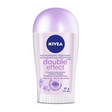 Nivea Double Effect Anti-Perspirant Deodorant Stick 48h 40 ml / 1.3 oz