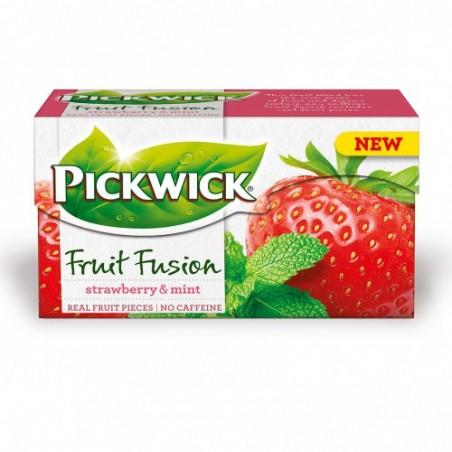 Pickwick Fruit Fusion Strawberry & Mint