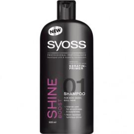 Syoss Shine Boost Shampoo 500 ml / 16.9 fl oz