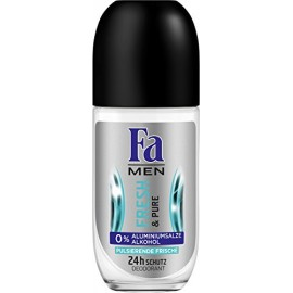 Fa Men Fresh & Pure Deodorant Roll-On 50 ml / 1.7 fl oz