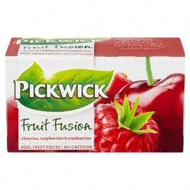 Pickwick Fruit Fusion Cherries, Raspberries & Cranberries