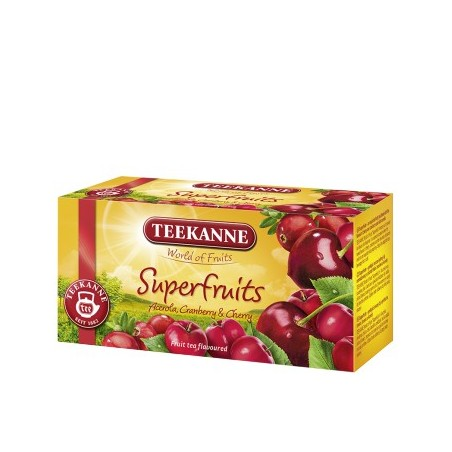 Teekanne Superfruits Tea