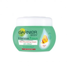 Garnier Body Intensive 7 Days Rich Nourishing Cream 300 ml / 10 fl oz