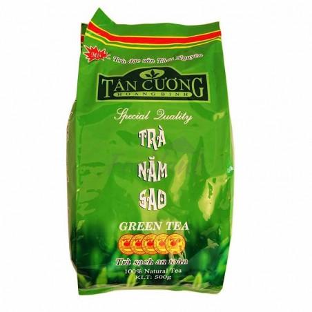 Vietnam Tan Cuong Green Tea Tra Nam Sao 500 g / 17 oz