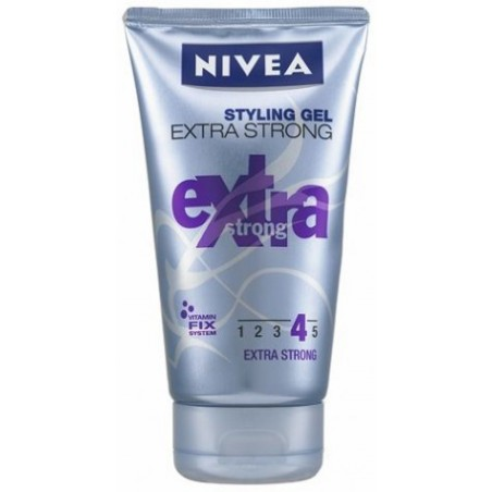 Nivea Extra Strong Styling Gel 150 ml / 5.0 fl oz