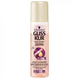 Schwarzkopf Gliss Kur Shea Cashmere Express Regenerating Conditioner Spray 200 ml / 6.7 fl oz