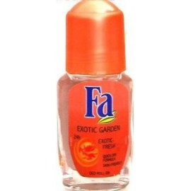 Fa Deodorant Roll-On - Exotic Garden Exotic Fragrance 50ml/1.7oz