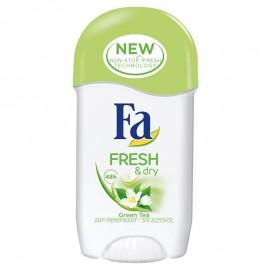 Fa Fresh & Dry Green Tea 48h Roll-On Deodorant Anti-Perspirant 50 ml / 1.7 oz