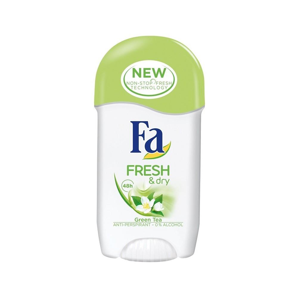 Fa Fresh Amp Dry Green Tea 48h Deodorant Anti Perspirant
