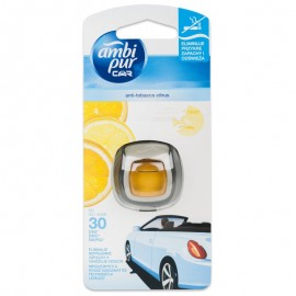 Ambi Pur Car Mini Freshener Anti-Tobacco Citrus