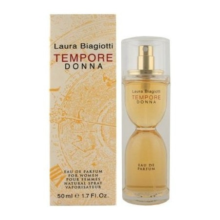 Laura Biagiotti Tempore Donna Eau de Parfum 50 ml / 1.7 fl oz